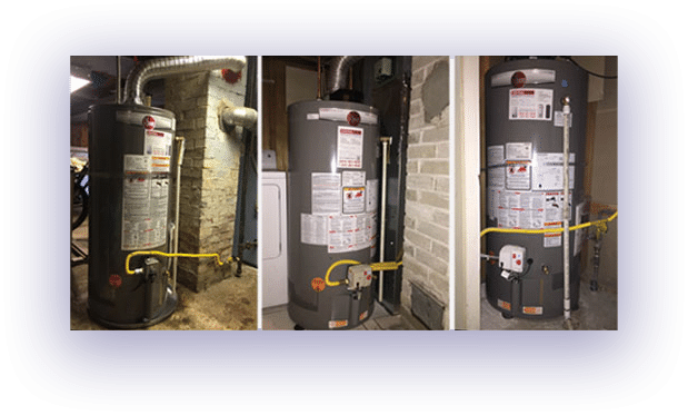 Installation Hotwater tank Richmond