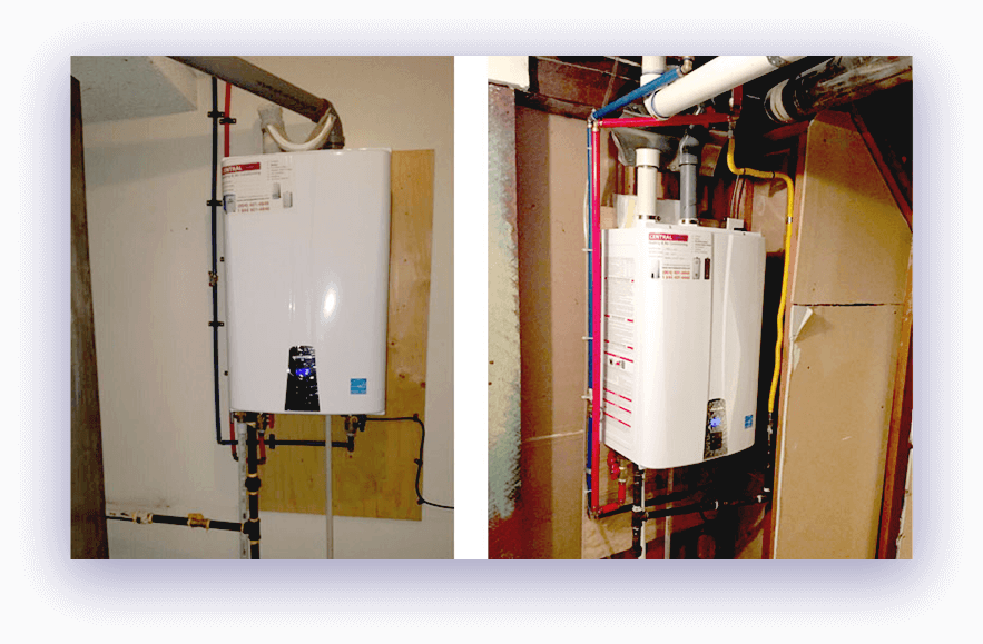 Tankless Water Heater Maintenance Services